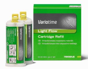 Variotime Light Flow 2 x 50 ml